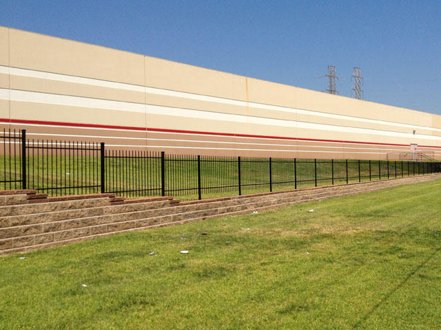 Commercial fencing houston spring woodlands cypress