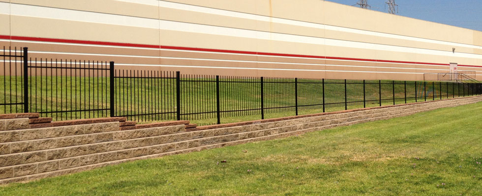 Houston Commercial Fencing
