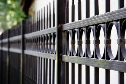 Ornamental Metal Fences Access Control Gates For Houston