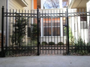 Houston Fence Company Spring Woodlands Cypress Summit